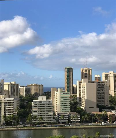 2333 Kapiolani Boulevard #1614, Honolulu, HI 96826 (MLS #201900306) :: Team Lally