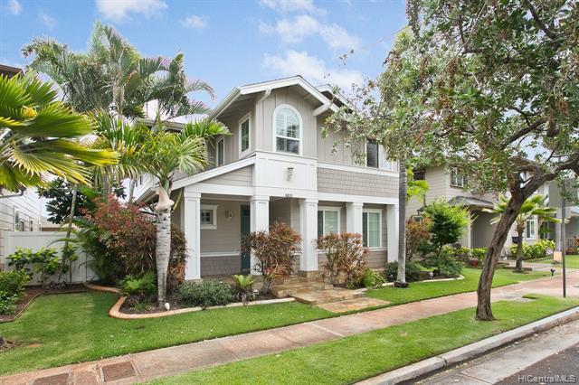 91-1019 Kaiapele Street, Ewa Beach, HI 96706 (MLS #201900593) :: Elite Pacific Properties