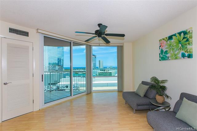 801 S King Street #1402, Honolulu, HI 96813 (MLS #201901526) :: Elite Pacific Properties