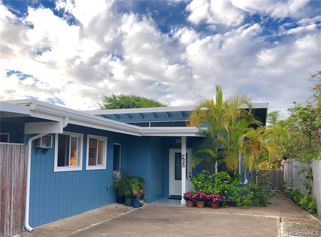 238 Hualani Street, Kailua, HI 96734 (MLS #201901899) :: Team Lally