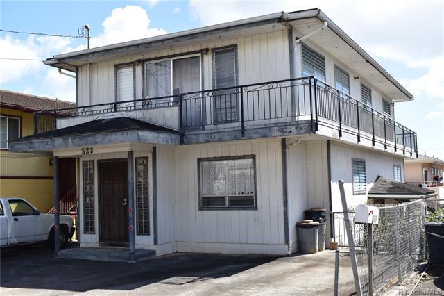 523 Ihe Street, Honolulu, HI 96817 (MLS #201903209) :: The Ihara Team