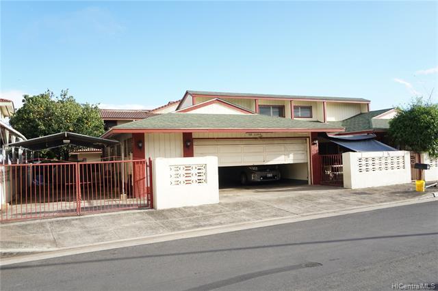 94-1094 Kuhaulua Street, Waipahu, HI 96797 (MLS #201903814) :: Keller Williams Honolulu