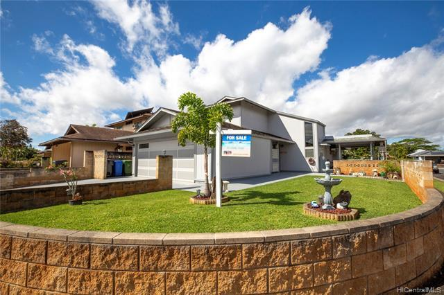 95-1056 Lalai Street, Mililani, HI 96789 (MLS #201904012) :: The Ihara Team
