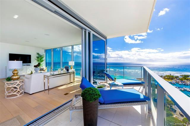 1118 Ala Moana Boulevard #2101, Honolulu, HI 96814 (MLS #201904091) :: Elite Pacific Properties