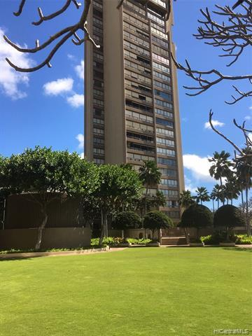 583 Kamoku Street #3007, Honolulu, HI 96826 (MLS #201904197) :: The Ihara Team