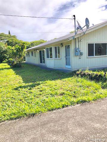 769 Ahuna Road, Hilo, HI 96720 (MLS #201904265) :: Team Maxey Hawaii