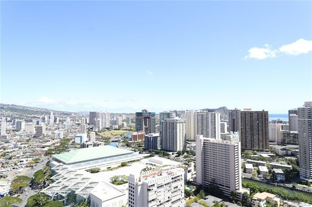 410 Atkinson Drive #3527, Honolulu, HI 96814 (MLS #201907153) :: Hardy Homes Hawaii