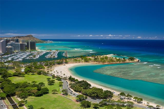 1288 Ala Moana Boulevard Ph 39K, Honolulu, HI 96814 (MLS #201907579) :: Elite Pacific Properties
