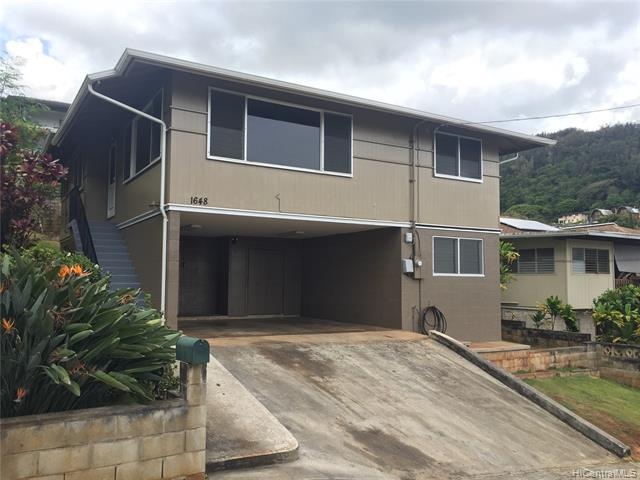 1648 Wailele Street, Honolulu, HI 96819 (MLS #201910398) :: The Ihara Team