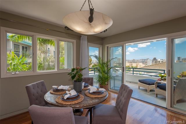 941 Prospect Street #1, Honolulu, HI 96822 (MLS #201911610) :: Elite Pacific Properties