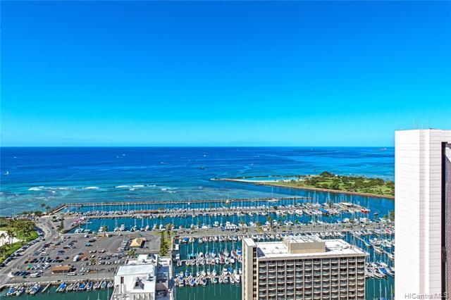 1778 Ala Moana Boulevard #4002, Honolulu, HI 96815 (MLS #201913987) :: Barnes Hawaii