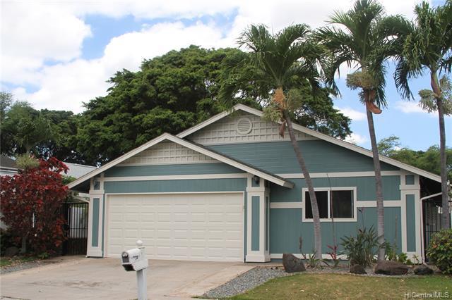 91-1030 Apuu Street, Ewa Beach, HI 96706 (MLS #201914025) :: Barnes Hawaii