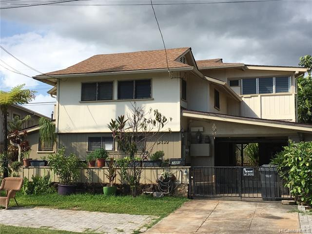3480 Alohea Avenue, Honolulu, HI 96816 (MLS #201914425) :: The Ihara Team