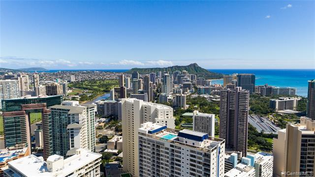 400 Hobron Lane #1207, Honolulu, HI 96815 (MLS #201914797) :: Keller Williams Honolulu