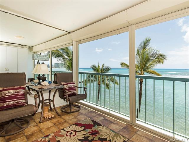 2877 Kalakaua Avenue #102, Honolulu, HI 96815 (MLS #201915240) :: Barnes Hawaii