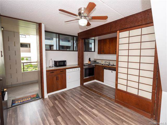 336 N Kuakini Street #432, Honolulu, HI 96817 (MLS #201918031) :: The Ihara Team