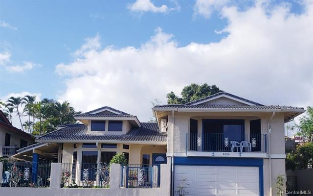 1026 Luapele Drive, Honolulu, HI 96818 (MLS #201918770) :: Elite Pacific Properties