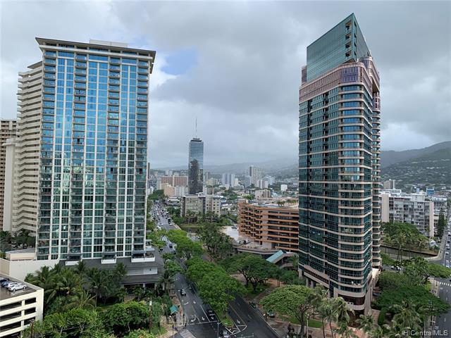 1925 Kalakaua Avenue #1804, Honolulu, HI 96815 (MLS #201920995) :: Keller Williams Honolulu