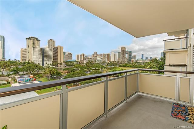 509 University Avenue #602, Honolulu, HI 96826 (MLS #201921312) :: The Ihara Team