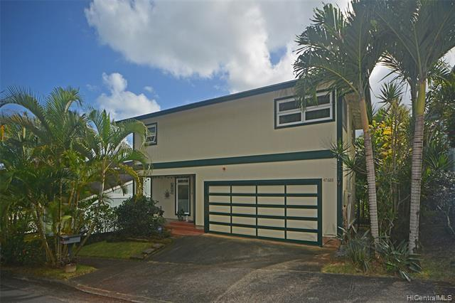 47-688 Alawiki Street, Kaneohe, HI 96744 (MLS #201921453) :: Keller Williams Honolulu