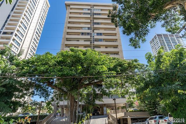 225 Kaiulani Avenue #606, Honolulu, HI 96815 (MLS #201922757) :: The Ihara Team
