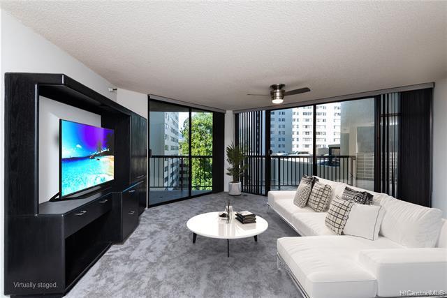60 N Beretania Street #806, Honolulu, HI 96817 (MLS #201922890) :: Elite Pacific Properties