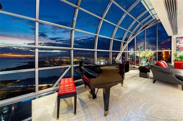 415 South Street #4502, Honolulu, HI 96813 (MLS #201922943) :: Elite Pacific Properties