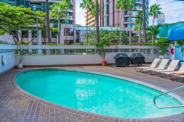 1909 Ala Wai Boulevard #705, Honolulu, HI 96815 (MLS #201922979) :: The Ihara Team
