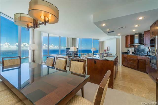 223 Saratoga Road #3710, Honolulu, HI 96815 (MLS #201924463) :: Elite Pacific Properties