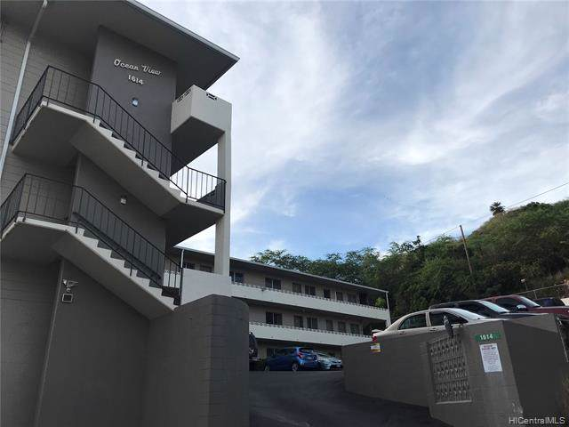 1614 Emerson Street #1, Honolulu, HI 96813 (MLS #201925633) :: The Ihara Team