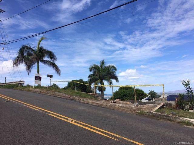 1211 Alewa Drive, Honolulu, HI 96817 (MLS #201925950) :: Barnes Hawaii