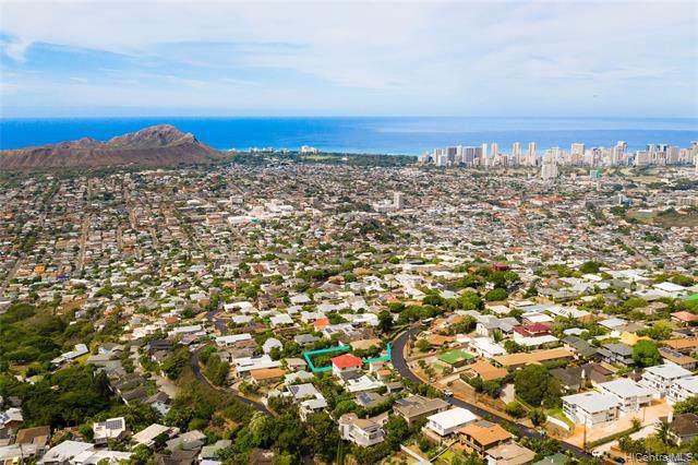 4451 Sierra Drive, Honolulu, HI 96816 (MLS #201926014) :: The Ihara Team