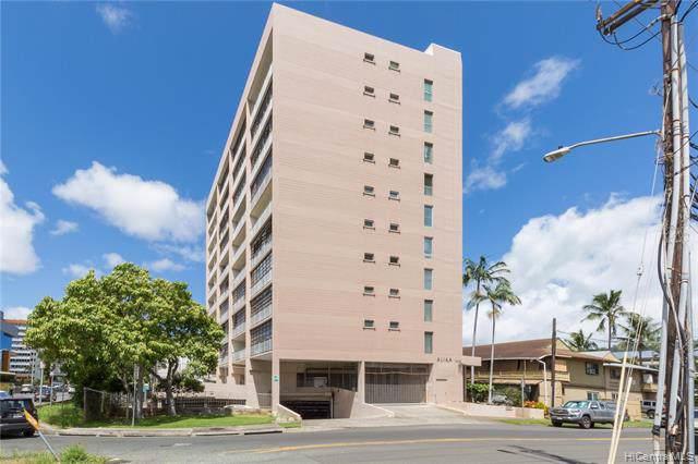 1414 Alexander Street #903, Honolulu, HI 96822 (MLS #201926892) :: The Ihara Team