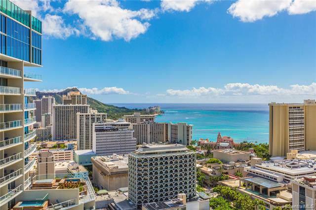 383 Kalaimoku Street #3407, Honolulu, HI 96815 (MLS #201927516) :: Elite Pacific Properties