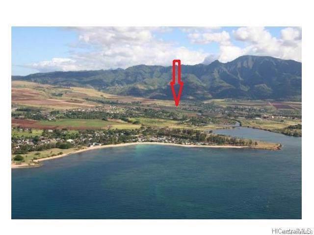 0000 Farrington Highway Lot 001, Waialua, HI 96791 (MLS #201928823) :: Team Lally