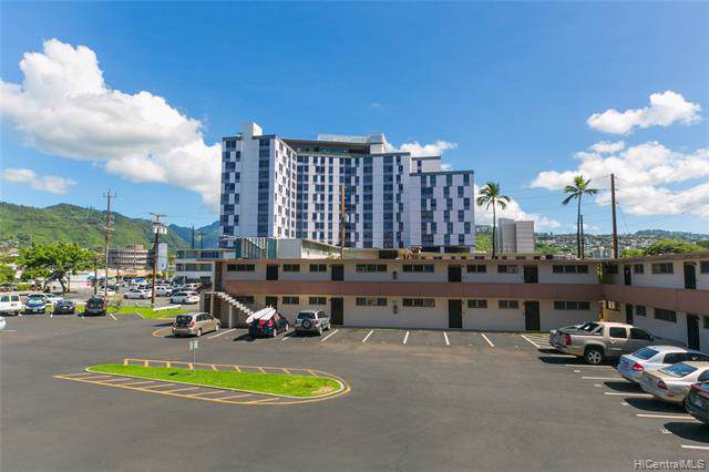 909 University Avenue #210, Honolulu, HI 96826 (MLS #201928873) :: The Ihara Team