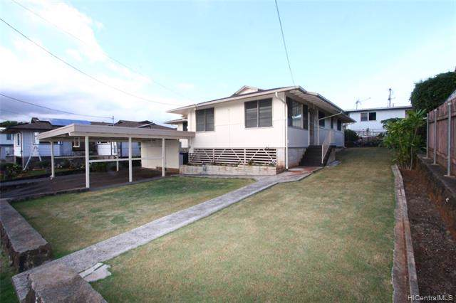 1672 Kaleilani Street, Pearl City, HI 96782 (MLS #201929094) :: Barnes Hawaii