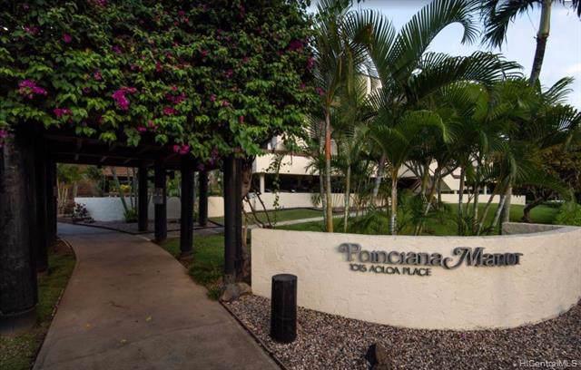 1015 Aoloa Place #258, Kailua, HI 96734 (MLS #201929097) :: Team Lally