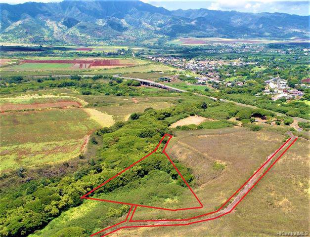 0000 Kamehameha Highway Lot C, Haleiwa, HI 96712 (MLS #201929252) :: LUVA Real Estate