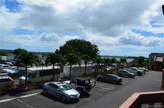 98-943 Moanalua Road #1601, Aiea, HI 96701 (MLS #201929546) :: Team Lally