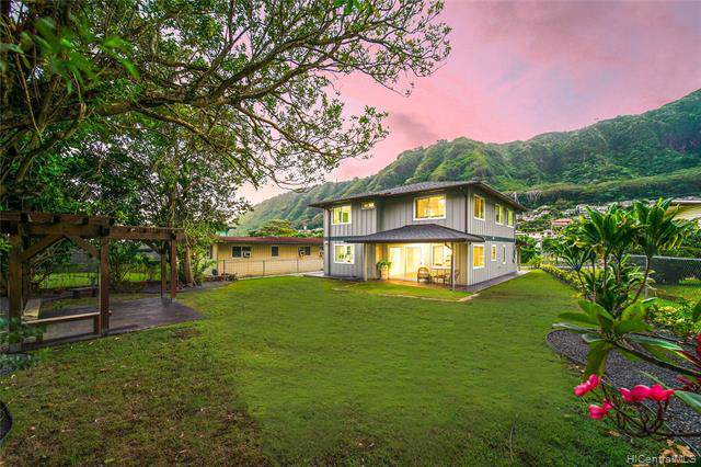 3555 Pinao Street, Honolulu, HI 96822 (MLS #201929600) :: Keller Williams Honolulu