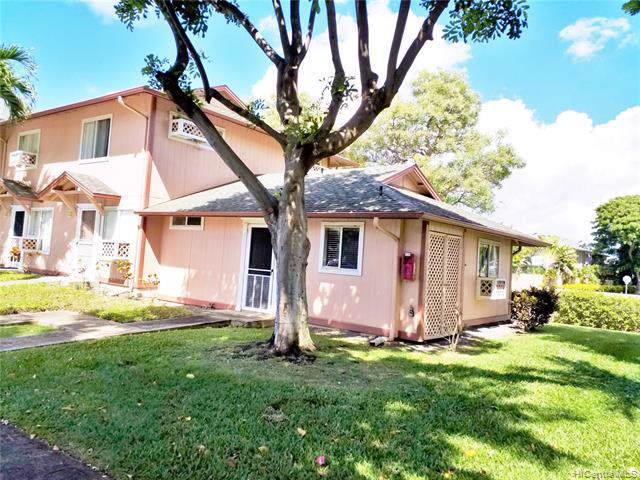 91-1147 Kamaaha Loop 6H, Kapolei, HI 96707 (MLS #201930382) :: Keller Williams Honolulu