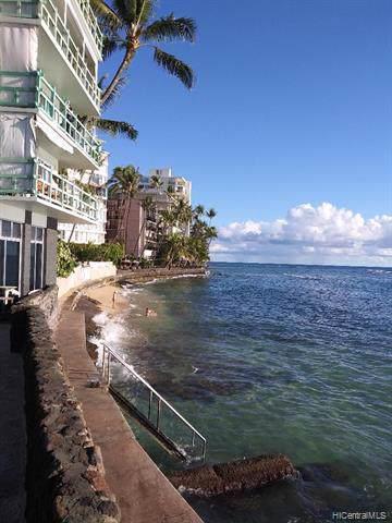 2957 Kalakaua Avenue #308, Honolulu, HI 96815 (MLS #201930722) :: The Ihara Team