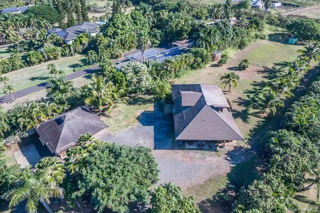 68-390 Olohio Street, Waialua, HI 96791 (MLS #201930754) :: The Ihara Team