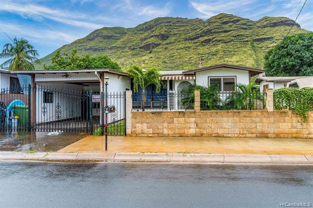 87-285 Laulele Street, Waianae, HI 96792 (MLS #201931024) :: Elite Pacific Properties