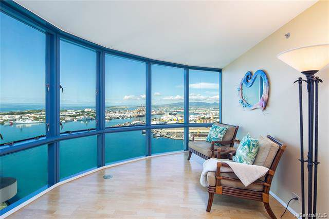 66 Queen Street Ph3504, Honolulu, HI 96813 (MLS #201931082) :: Barnes Hawaii