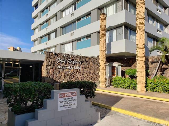2888 Ala Ilima Street #1801, Honolulu, HI 96818 (MLS #201931489) :: Barnes Hawaii