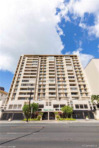 920 Ward Avenue 16G, Honolulu, HI 96814 (MLS #201932619) :: Keller Williams Honolulu
