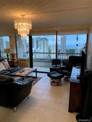 2333 Kapiolani Boulevard #2509, Honolulu, HI 96826 (MLS #201932636) :: The Ihara Team