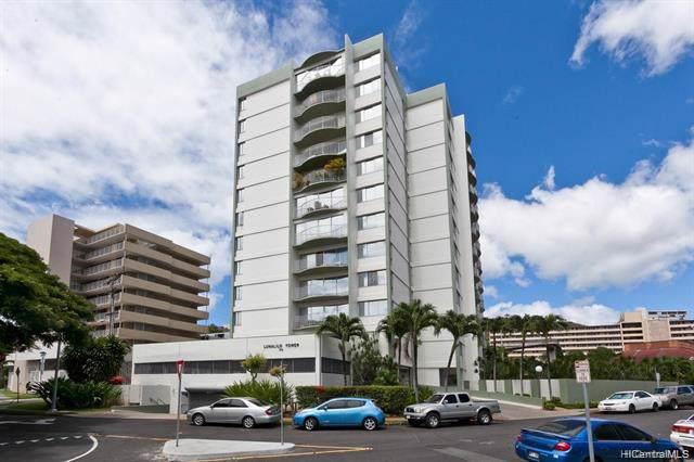 710 Lunalilo Street #708, Honolulu, HI 96813 (MLS #201932888) :: The Ihara Team